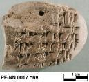 Persepolis Fortification tablet NN 0017