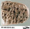 Persepolis Fortification tablet NN 0018