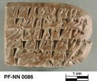 Persepolis Fortification tablet NN 0086